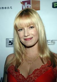 Traci Lords at the premiere of