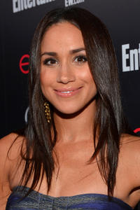 Meghan Markle at the Entertainment Weekly Pre-SAG party.