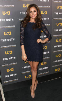 Meghan Markle at the USA Network's and The Moth's Storytelling Tour