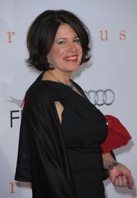 Nealla Gordon at the screening of