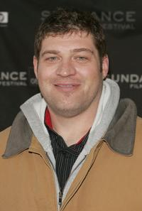 Brad William Henke at the premiere of