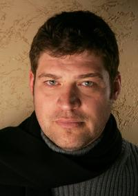 Brad William Henke at the Getty Images Portrait Studio during the 2006 Sundance Film Festival.