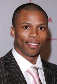 Sebastian Telfair at the screening of