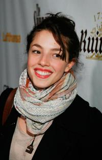 Olivia Thirlby at the Fox Searchlight Pictures' Oscar and Independent Spirit Award nominees party.