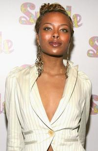 Eva Pigford at the Fab 40 Party of Suede Magazine.