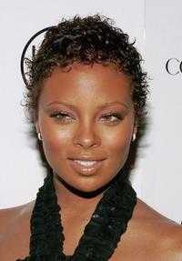 Eva Pigford at her 21st birthday party.