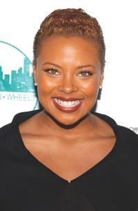 Eva Pigford at the Citymeals-On-Wheels 19th annual