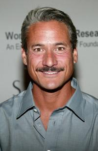 Greg Louganis at the Saks Fifth Avenue's