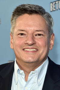Ted Sarandos at the Laos Angeles premiere of Netflix's