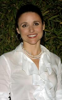 Julia Louis Dreyfus at the 12th Annual Environmental Media Awards.