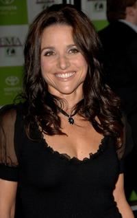 Julia Louis-Dreyfus at the 16th annual Environmental Media Awards.