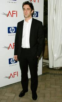B.J. Novak at the 7th Annual AFI Awards luncheon.