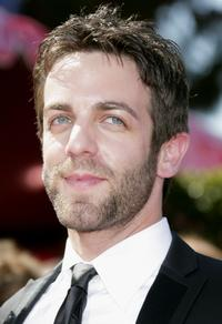 B.J. Novak at the 59th Annual Primetime Emmy Awards.