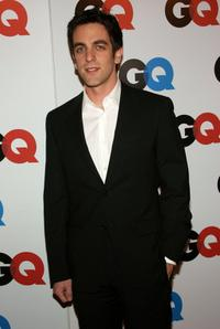 B.J. Novak at the GQ magazine 2006 Men of the Year dinner celebrating the 11th Annual Men of the Year issue.