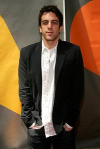 B.J. Novak at the NBC Upfronts.