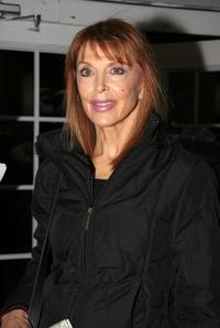 Tina Louise at the Olympus Fashion Week Fall 2005.