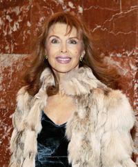 Tina Louise at the opening night performance of