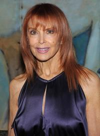 Tina Louise at the Academy of Motion Picture Arts and Sciences official Oscar Celebration.