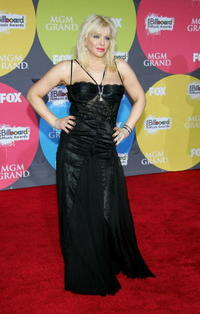 Courtney Love at the 2006 Billboard Music Awards.