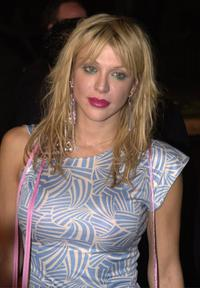 Courtney Love at the premiere of