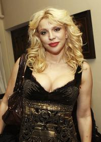 Courtney Love at an afterparty of