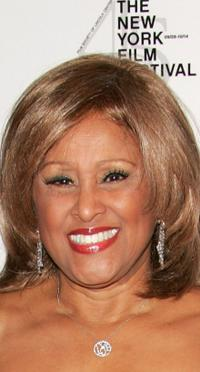 Darlene Love at the New Line Cinemas 40th Anniversary celebration.
