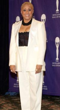 Darlene Love at the 17th Annual Rock and Roll Hall of Fame Induction Ceremony.