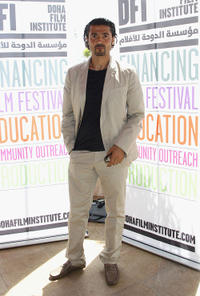 Khaled Nabawy at the DFI Egyptian Filmmakers Lunch during the 64th Annual Cannes Film Festival.