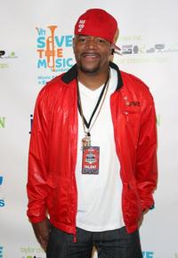 Ed Lover at the 2009 VH1 Hip Hop Honors after party to benefit the VH1 Save The Music Foundation.