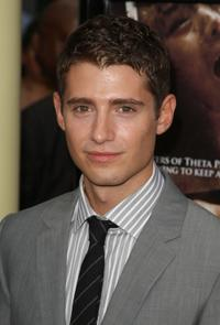 Julian Morris at the premiere of