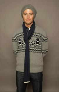 Julian Morris at the 2008 Sundance Film Festival.