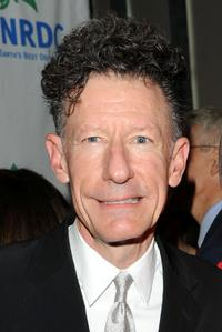 Lyle Lovett at the Natural Resources Defense Council's 12th Annual