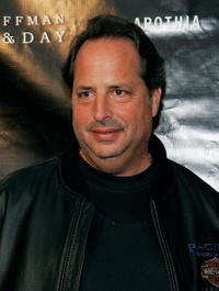 Jon Lovitz at the launch for Lisa Hoffman's Night and Day 24 hour Skincare line.