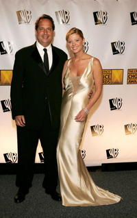 Jon Lovitz and Tara Reid at the 10th Annual Critics' Choice Awards.