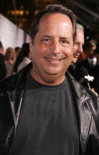 Jon Lovitz and Bernie Brillstein at the premiere of