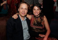Chad Lowe and Guest at the closing night gala after party of