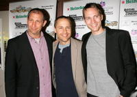 Mark Burton, Chad Lowe and David Call at the Sarasota Film Festival.