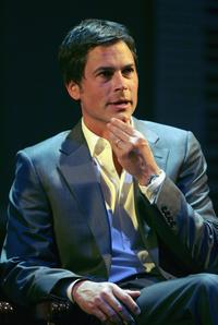 Rob Lowe at the photocall for the new West End stage production of