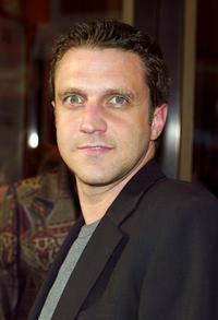 Raul Esparza at the opening night of