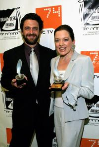 Raul Esparza and Isabel Keating at the 49th