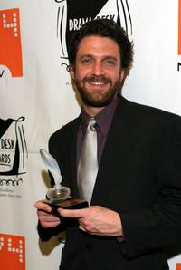 Raul Esparza at the 49th