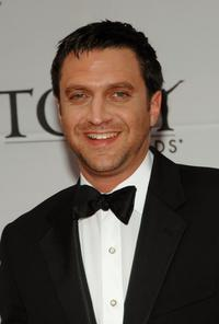 Raul Esparza at the 61st Annual Tony Awards.