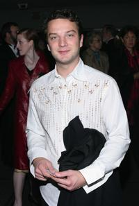 Euan Morton at the 50th Annual Drama Desk Awards.