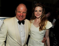 Tony Bentley and Ashley Bell at the California premiere of