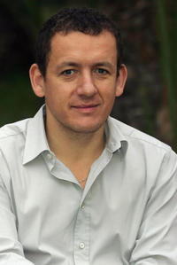 Dany Boon at the Sixth Marrakech International Film Festival.