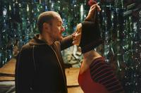 Dany Boon as Bazil and Julie Ferrier as Elastic Girl in