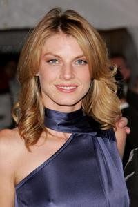 Angela Lindvall at the Metropolitan Museum of Art Costume Institute Benefit Gala
