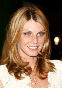 Angela Lindvall at the launch of Loomstate For Target Collection.