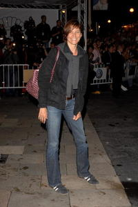 Carey Lowell at the 55th San Sebastian Film Festival.