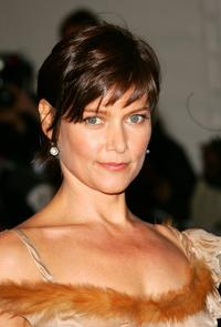 Carey Lowell at the Metropolitan Museum of Art Costume Institute Benefit Gala: Anglomania.
